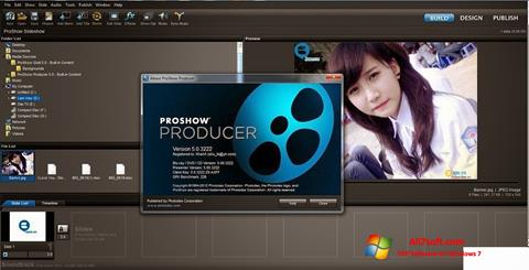 Screenshot ProShow Producer Windows 7